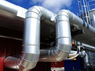 Спирально-навивные воздуховоды