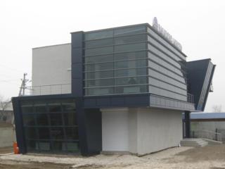 Фасады из алюминиевых композитных панелей (дибонд)