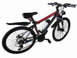 Электровелосипеды ВМ-530, Super MTB и мини-байк.