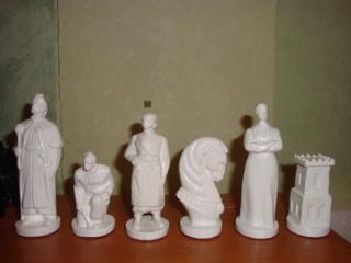 Сувенирные шахматы. 100 $