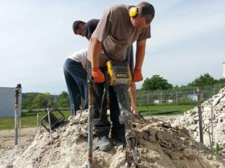 Бельцы! рубка резка бетона Сверление Демонтаж снос домов вывоз мусора