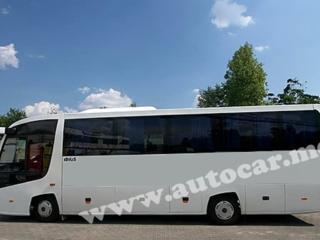 Italia–Moldova–Italia. Transport de pasageri - zilnic.