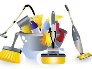 Уборка в квартирах, домах...