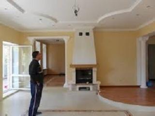 Бельцы!!! Делаем ремонт квартир и домов! Под ключ! Вырубка бетона!!!