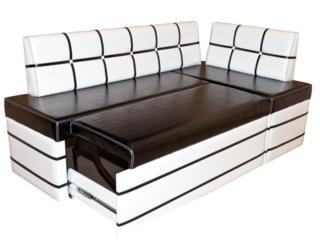 Мягкие уголки, диваны, кровати, пуфики на заказ