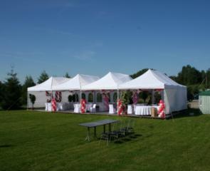 Аренда тентов, мебели и текстиля для свадеб и торжеств