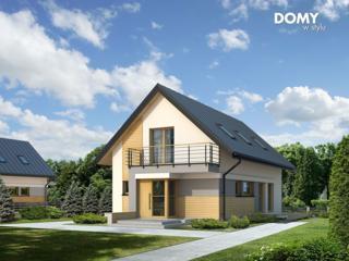 Casa eficienta termic cu design modern 143m2.Grabiti-va