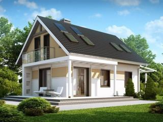 Теплый дом с мансардой, 50400 евро 120 м2!
