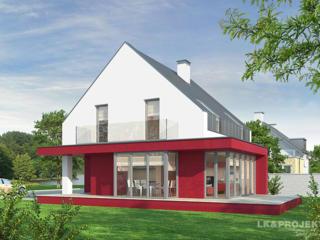 Casa stil modern termoizolanta eficient!