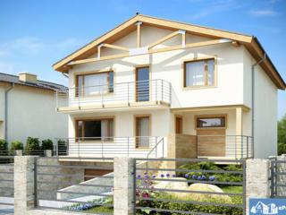 Casa cu doua nivele cu garaj pentru doua masini 350 m2!