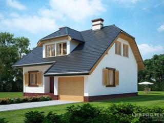 Дом с эффективной тепло и шумоизоляцией, 153 м2!