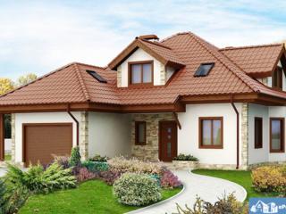 Casa eficienta termic, cu doua nivele, 241 m2!