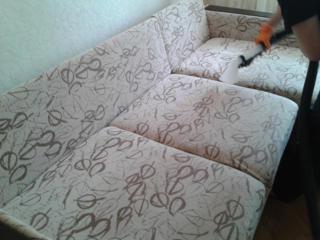 Химчистка мягкой мебели на дому. Профессионально