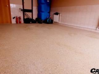 Эпоксидное напольное покрытие, для гаража, складов и др