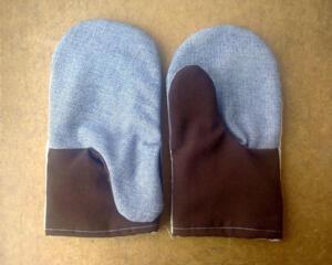 Продаю рукавицы рабочие.