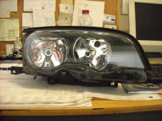 Фара, фонарь задний Audi, BMW, Mazda, Mercedes