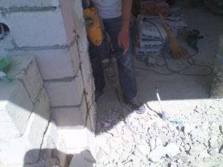 Бельцы Бетоновырубка резка бетона сверление штробы вывоз мусора хлама