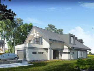 Уютный тёплый дом 172 м2, красный вариант!