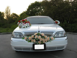 Лимузин Lincoln Town Car, Mercedes недорого
