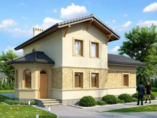 Casa cu termoizolare eficienta 147 mp.