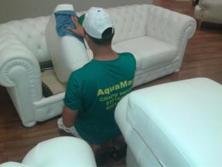 Химчистка мягкой и кожаной мебели на дому и в офисе. Автосалоны
