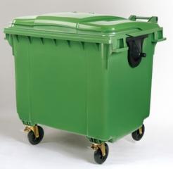 Мусорный бак, container pentru gunoi