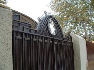 Ворота и др. металлоконструкции от простых до кованых.