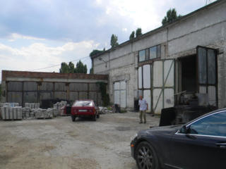 Большая база в Промзоне по Энергетиков. 850 кв. м., 30 соток