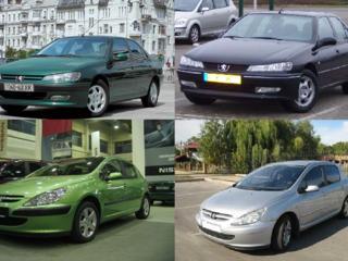 Peugeot-206-207-307-406-407-607- на разборку