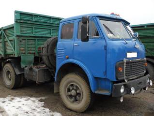 Продаётся седельный тягач МАЗ-504Б