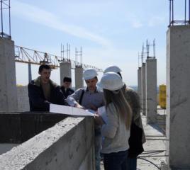 Строительство зданий и монтаж инженерных коммуникаций