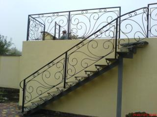 Лестницы. Металлоизделия. Ковка