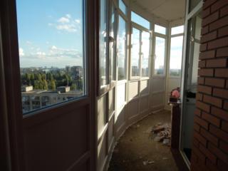 """Балконы. Лоджии """"французские - окна в пол""""."""