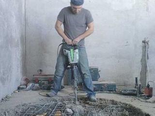 Бельцы Демонтаж полов стяжки стен перегородок Резка бетона снос домов