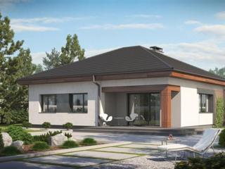 Уютный, современный, тёплый, экономный дом - 116 м2.