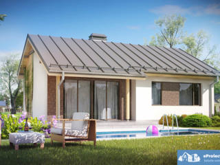 Спешите! Современный, теплый дом 92 m2!!