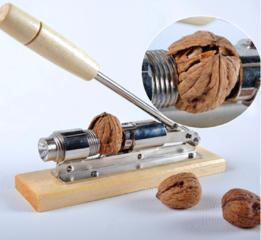 Орехокол, щипцы для орехов — инструмент для колки