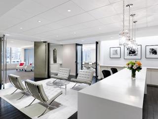 Алюминиевые (металлические) касcетные подвесные потолки