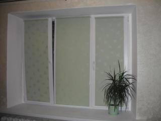 Жалюзи на заказ: вертикальные тканевые, горизонтальные алюминиевые, бамбуковые. Москитная сетка