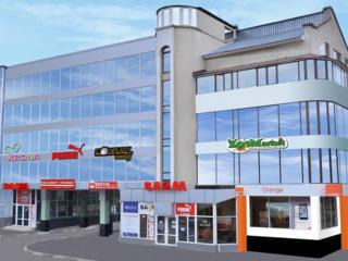 Сдаются торговые помещения в Центре города Бельцы