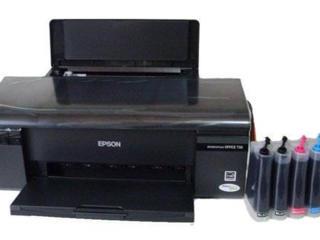 Cerneală Epson Canon HP. Картриджи Ciss СНПЧ sacc 100 ml