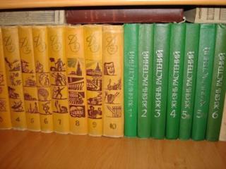 Малая Советская энциклопедия - 10 томов, детская - 10 томов