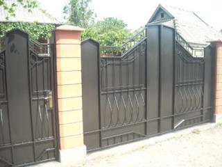 Бронированные двери, ворота, козырьки, недорого!!!