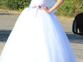 Платье на высокую девушку
