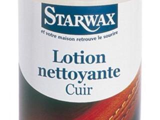 Чистящее молочко для изделий из кожи Starwax (200 мл. )