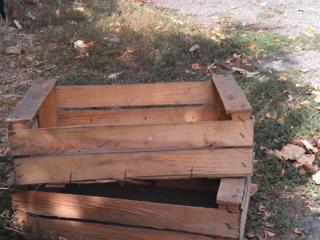 Продам ящики дерев. фруктовые