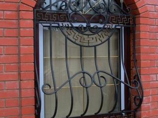 Решетки на окна -Кишинев. Красиво и современно. Фото