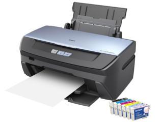 Ремонт и обслуживание принтеров компании Epson