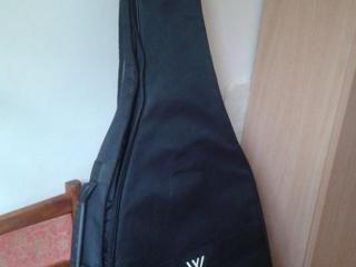 Утеплённый чехол для гитары