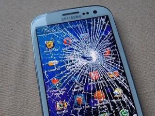 Купим!!! Дисплеи с битыми стеклами Samsung, LG и iP
